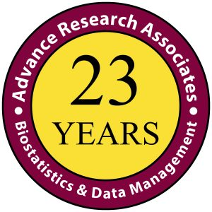 Advance Research Associates 23 Years